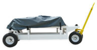 4-Bottle Weatherproof Service Cart Cover