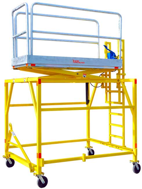 aero b 5 maintenance platform  stand  88 quot  135 quot   2 24m 3 Of Steel Construction Manual PDF sdi manual of construction with steel deck 3rd edition