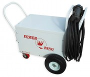 Side View 2: Power King Single Phase 28V DC Aircraft Rectifier