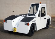 Cab Option 1: Eagle Tugs eTT-8 Electric AWD Aircraft Tow Tug/Tractor