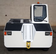 Cab Option 2: Eagle Tugs eTT-8 Electric AWD Aircraft Tow Tug/Tractor