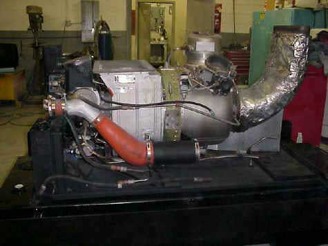 Garrett 85-90-2 134 PPM Turbine Air Start (Refurbished) - AERO Specialties