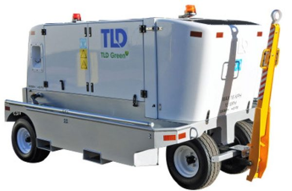 TLD GPU-28-CUP 28V DC Diesel Aircraft Ground Power Unit (GPU)