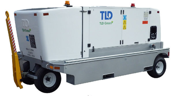TLD GPU-4140-E-CUP 140 kVA Diesel Aircraft Ground Power Unit