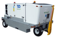 TLD GPU-4180-E-CUP 180 kVA Diesel Aircraft Ground Power Unit
