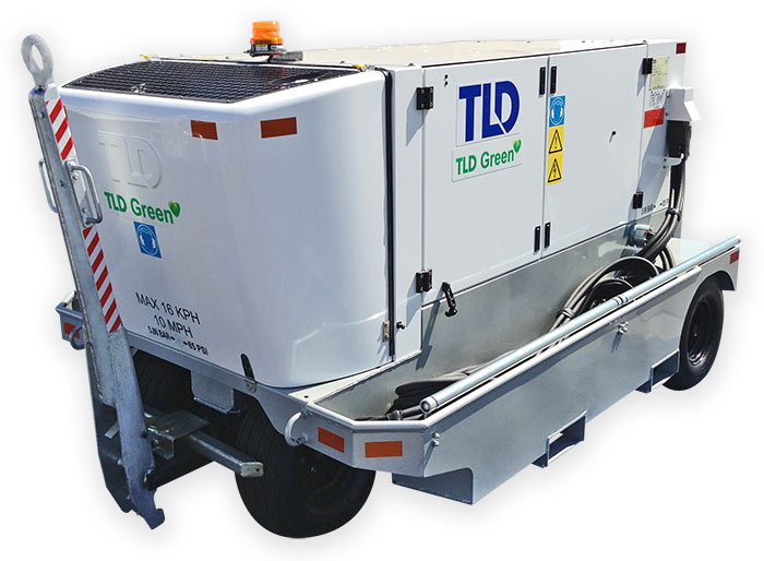 Airport Ground Power Units : Tld gpu e cup kva diesel ground power unit