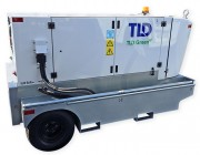 Alt. Side View: TLD GPU-409-E-CUP-28 90 kVA Diesel Aircraft Ground Power Unit