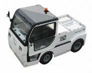 TLD JET-16 Electric Aviation Baggage/Cargo Tow Tractor
