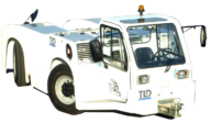 TLD TMX-250 Aircraft Pushback & Tow Tractor