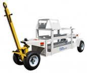 AERO 4-Bottle Aircraft Oxygen or Nitrogen Service Cart Trailer (Cart Only)
