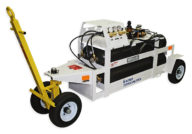 AERO 4-Bottle Complete Aircraft Nitrogen Service Cart