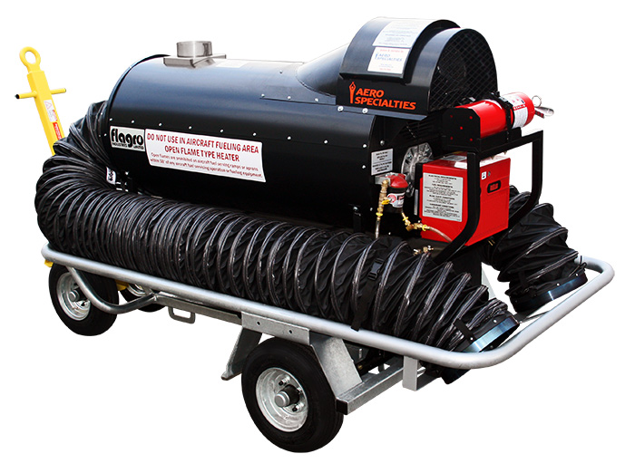 Flagro Fvo 400 Portable Indirect Fired Oil Heater Aero