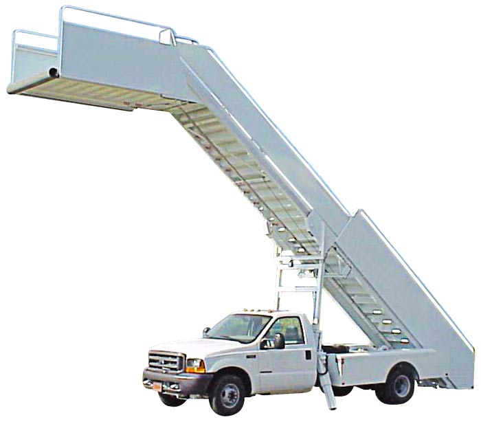 Stair Trucks - AERO Specialties Aircraft Ground Support