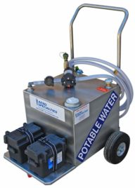 Potable Water Carts