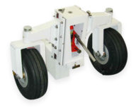 Hydraulic Helicopter Ground Handling Wheels