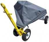 3-Bottle Weatherproof Service Cart Cover