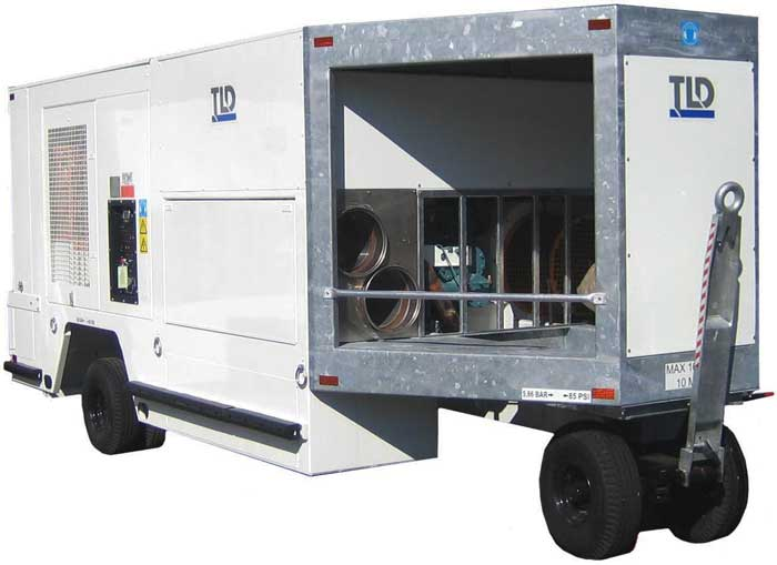 tld acu 802s cup 115 ton air conditioning unit aero specialties