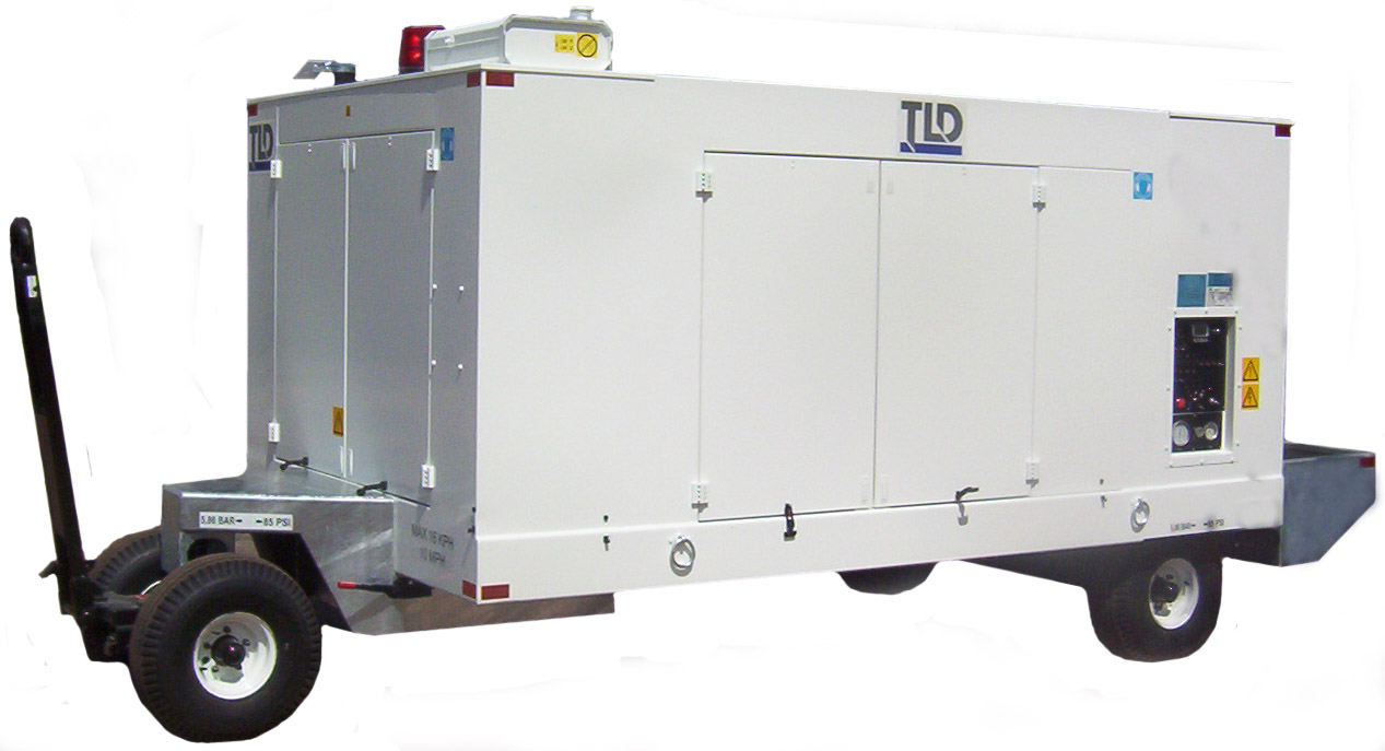 Tld acu 804 65 ton air conditioning unit aero specialties for Ground air conditioner