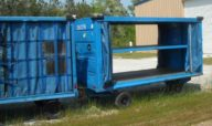 Used Baggage Carts