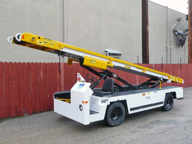 Used Belt Loaders - AERO Specialties Aircraft Ground Support