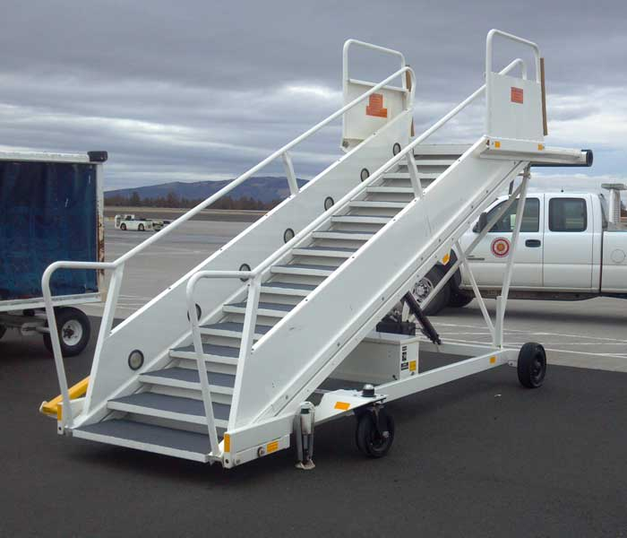 Used Stairs & Stands - AERO Specialties Aircraft Ground