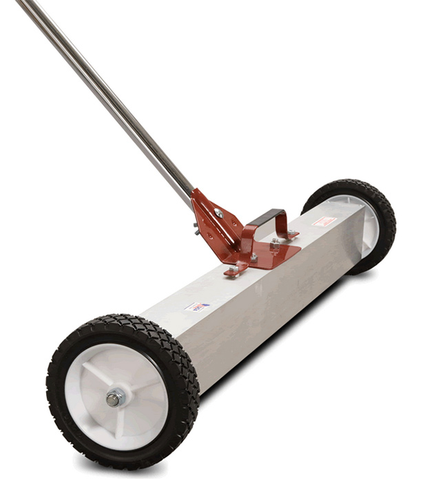 Shields Multi Surface Magnetic Sweeper 24 30 36 48