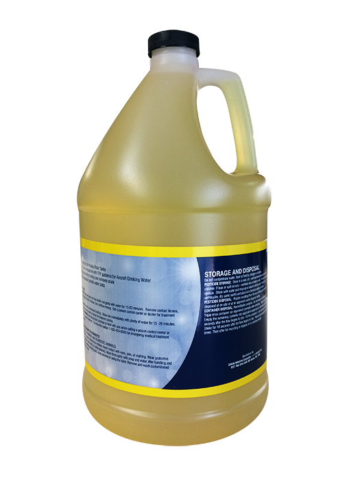 Glyco San Aircraft Potable Water Tank Cleaner Descaler