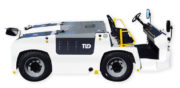 TLD TMX-50 Aircraft Tow Tractor