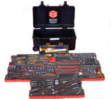 Red Box RBI8000T Helibox Trolley Tool Case (240 Tools)