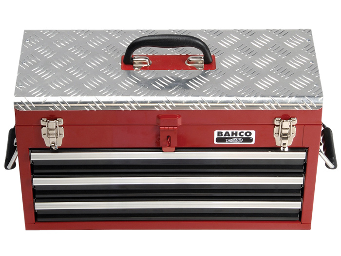 Red Box Rbi9000tm Aircraft Mechanic Tool Case 129 Tools
