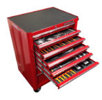 Red Box RBI9200C Aircraft Mechanic Workshop Tool Cabinet (243 Tools)