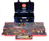 Red Box RBI9400T Mechanic Hand Trolley Tool Case (159 Tools)