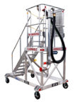 AERO Specialties 5070 Dual-Level Aircraft Fueling Stand